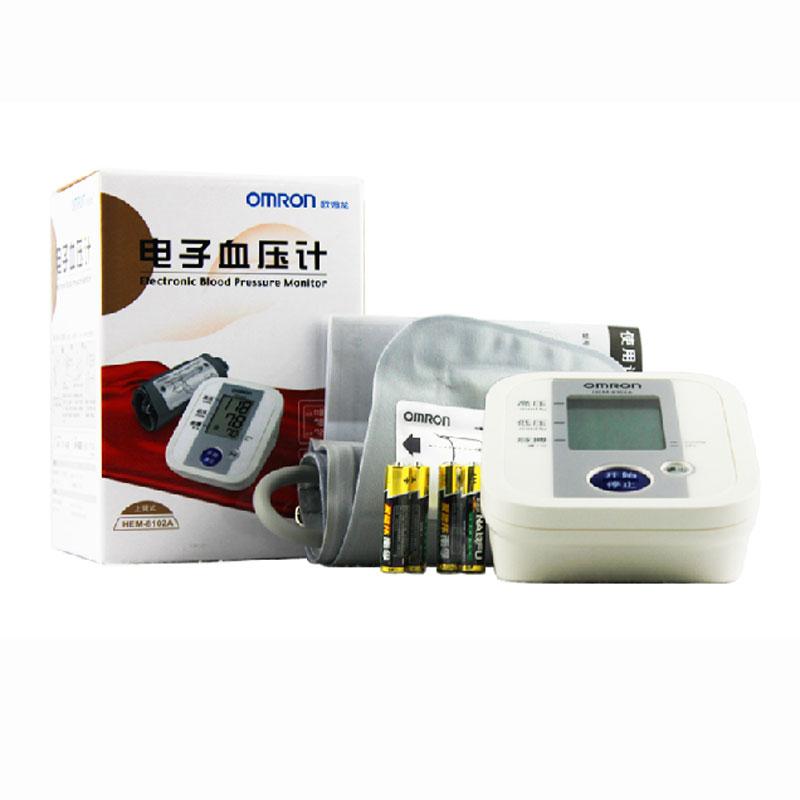 欧姆龙电子血压计HEM-8102A