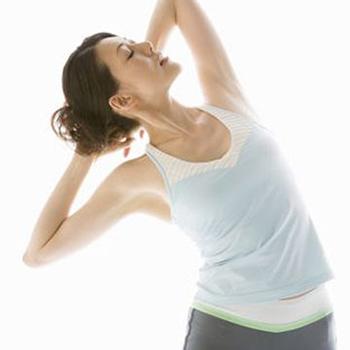 肩周炎锻炼 贵在坚持