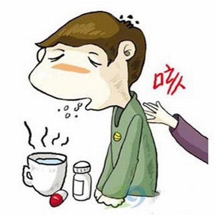 阵发性咳嗽是急性支气管炎的表现吗
