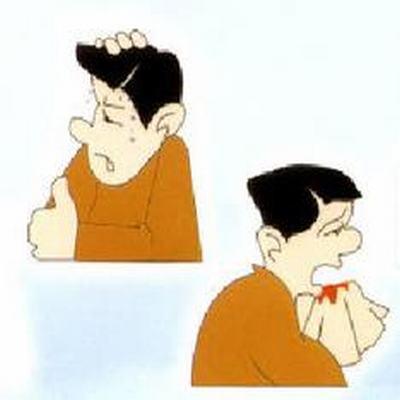 原发性肺结核的常见症状