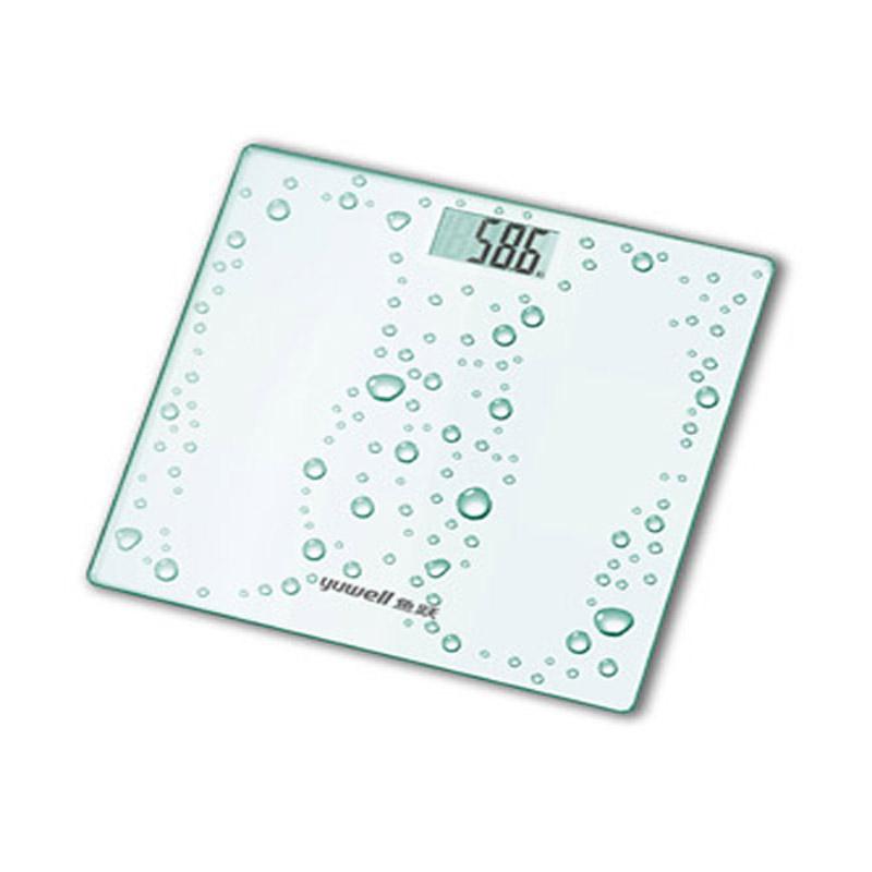 魚躍電子體重秤/BS-1001
