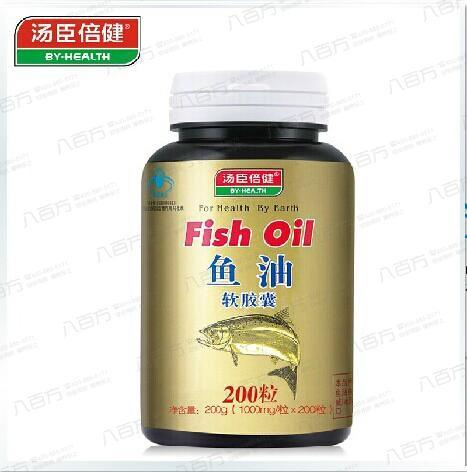 【武松娱乐牌】鱼油软胶囊(1gx200粒/瓶