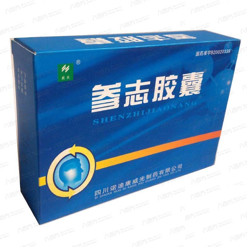 【诺迪】 参志胶囊 (60粒) - 四川诺迪康威光