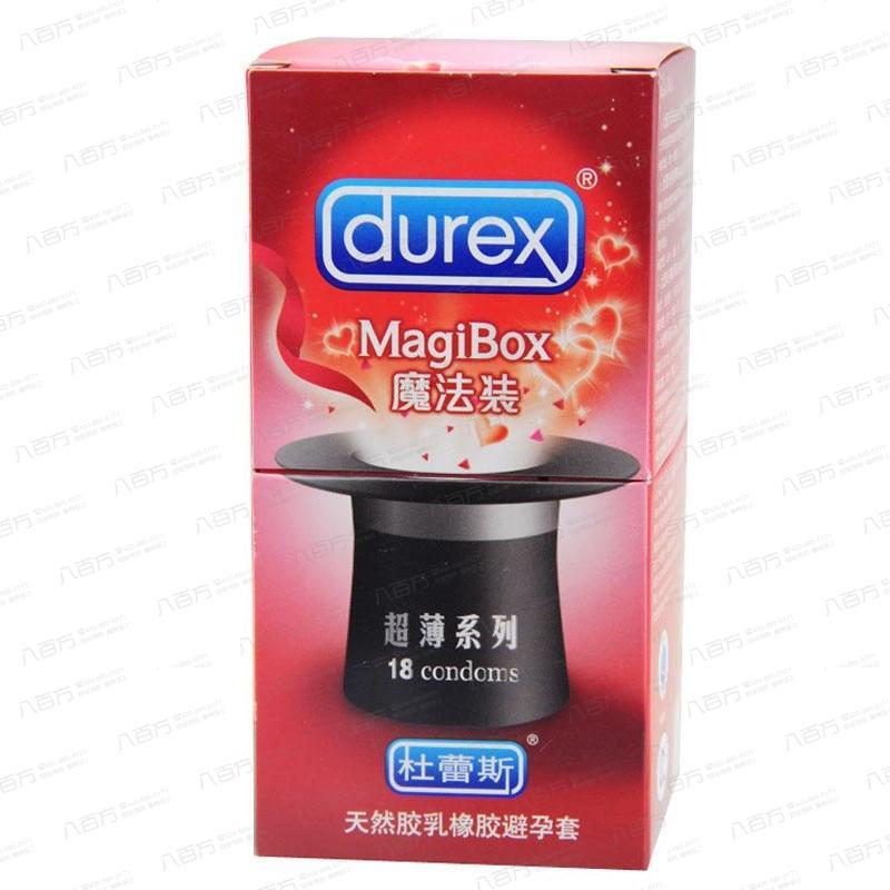 武松娱乐 避孕套 安全套 魔法超薄系列装 18只
