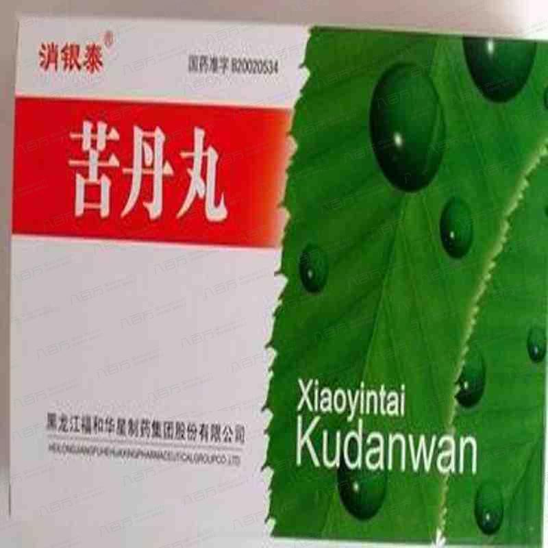 【消银泰】苦丹丸(6袋)-黑龙江福和华星制药-银屑病