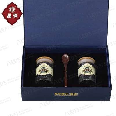 【晶珠】黑枸杞礼盒70g*2瓶