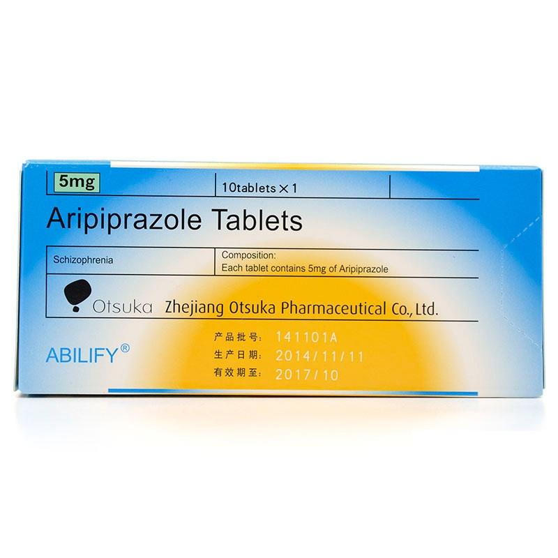 阿立哌唑片