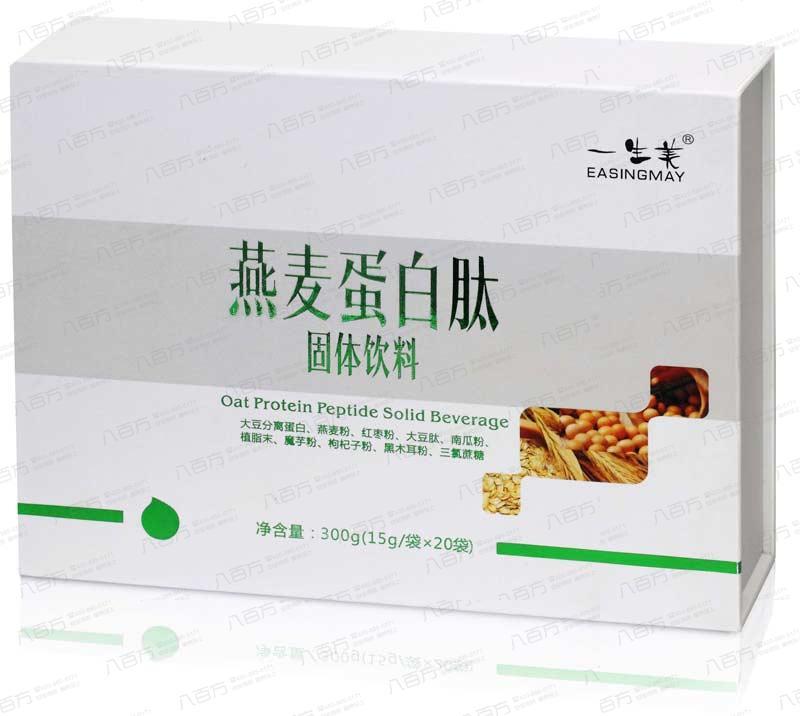 一生美 燕麥蛋白肽固體飲料 15g/袋*20袋 廣州尤特生物科技有限公司