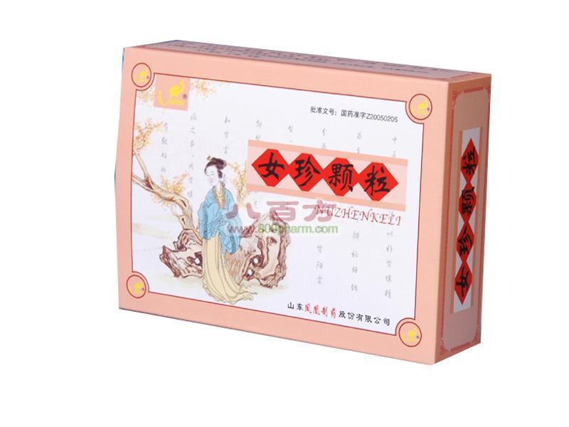 凤凰城 女珍颗粒 6g*12袋/盒