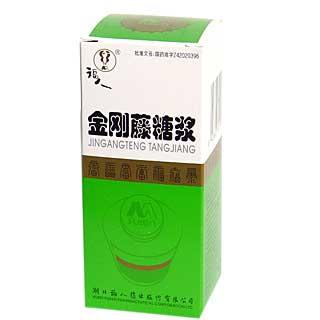 金刚藤糖浆